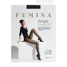 Колготки FEMINA Amata Promo 40den 2-S NERO