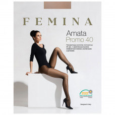 Колготки FEMINA Amata Promo 40den 4-L SCALA
