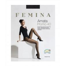 Колготки FEMINA Amata Promo 40den 5-XL NERO