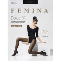 Колготки FEMINA DOLCE 80 den 1/2-S NERO