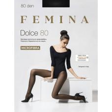 Колготки FEMINA DOLCE 80 den 3-М NERO