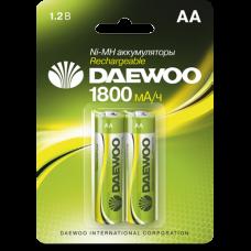 Аккумулятор AA Daewoo 1800 mAh BL2
