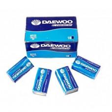 DAEWOO 6F22 SR1/9V Крона 10шт/ солевая